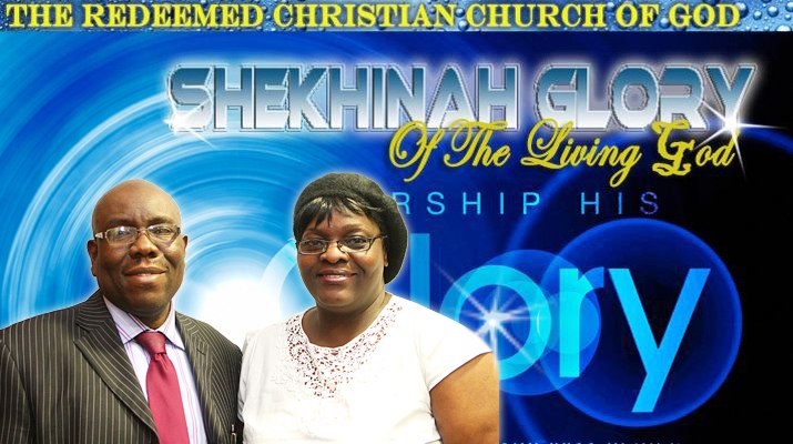 the redeemed christian church of god, london